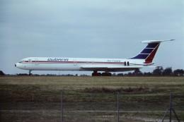 tassさんが、ロンドン・スタンステッド空港で撮影したクバーナ航空 Il-62Mの航空フォト(飛行機 写真・画像)