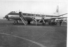 soratokumoさんが、羽田空港で撮影した全日空 828 Viscountの航空フォト(飛行機 写真・画像)