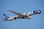 ちゃぽんさんが、成田国際空港で撮影した全日空 787-9の航空フォト(飛行機 写真・画像)