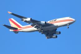 masannoriさんが、横田基地で撮影したカリッタ エア 747-4B5(BCF)の航空フォト(写真)