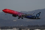 takoyanさんが、ロサンゼルス国際空港で撮影したアラスカ航空 A321-253Nの航空フォト(写真)