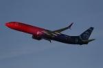 takoyanさんが、ロサンゼルス国際空港で撮影したアラスカ航空 737-990/ERの航空フォト(写真)