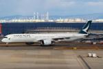 セブンさんが、関西国際空港で撮影したキャセイパシフィック航空 A350-1041の航空フォト(写真)