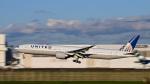 パンダさんが、成田国際空港で撮影したユナイテッド航空 777-322/ERの航空フォト(写真)