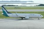 rjジジィさんが、那覇空港で撮影したシルクエア 737-8SAの航空フォト(写真)