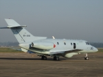 485k60さんが、茨城空港で撮影した航空自衛隊 U-125A(Hawker 800)の航空フォト(飛行機 写真・画像)