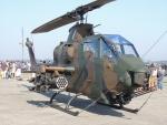 485k60さんが、茨城空港で撮影した陸上自衛隊 AH-1Sの航空フォト(飛行機 写真・画像)