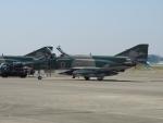 485k60さんが、茨城空港で撮影した航空自衛隊 RF-4E Phantom IIの航空フォト(写真)