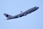 sky-spotterさんが、羽田空港で撮影した航空自衛隊 747-47Cの航空フォト(写真)