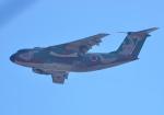 雲霧さんが、習志野演習場で撮影した航空自衛隊 C-1の航空フォト(写真)