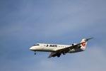 344さんが、伊丹空港で撮影したジェイ・エア CL-600-2B19 Regional Jet CRJ-200ERの航空フォト(写真)