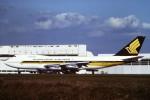 tassさんが、成田国際空港で撮影したシンガポール航空 747-212Bの航空フォト(飛行機 写真・画像)