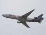 White Pelicanさんが、関西国際空港で撮影したフェデックス・エクスプレス MD-11Fの航空フォト(写真)