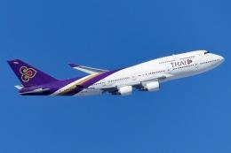 新千歳空港 - New Chitose Airport [CTS/RJCC]で撮影されたタイ国際航空 - Thai Airways International [TG/THA]の航空機写真