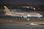 Izumixさんが、成田国際空港で撮影したエチオピア航空 787-8 Dreamlinerの航空フォト(写真)