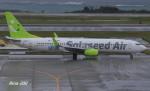 RINA-281さんが、那覇空港で撮影したソラシド エア 737-86Nの航空フォト(写真)