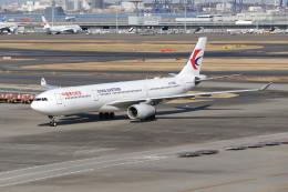 utarou on NRTさんが、羽田空港で撮影した中国東方航空 A330-343Xの航空フォト(写真)