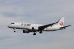 akinarin1989さんが、福岡空港で撮影したジェイ・エア ERJ-190-100(ERJ-190STD)の航空フォト(写真)