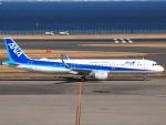 SK51Aさんが、羽田空港で撮影した全日空 A321-211の航空フォト(写真)