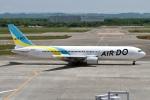 rjジジィさんが、新千歳空港で撮影したAIR DO 767-33A/ERの航空フォト(写真)