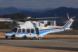 korosukeさんが、南紀白浜空港で撮影した海上保安庁 AW139の航空フォト(写真)
