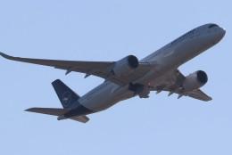 imosaさんが、羽田空港で撮影したルフトハンザドイツ航空 A350-941XWBの航空フォト(写真)