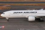 らむえあたーびんさんが、羽田空港で撮影した日本航空 777-289の航空フォト(写真)