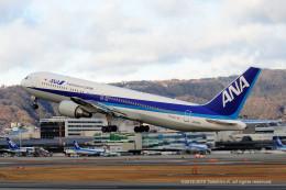 Takehiro-2018さんが、伊丹空港で撮影した全日空 767-381/ERの航空フォト(飛行機 写真・画像)
