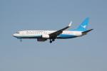 れもねりあさんが、成田国際空港で撮影した厦門航空 737-85Cの航空フォト(飛行機 写真・画像)