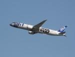 れもねりあさんが、成田国際空港で撮影した全日空 787-9の航空フォト(飛行機 写真・画像)