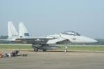 485k60さんが、茨城空港で撮影した航空自衛隊 F-15DJ Eagleの航空フォト(写真)