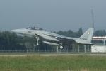 485k60さんが、茨城空港で撮影した航空自衛隊 F-15DJ Eagleの航空フォト(飛行機 写真・画像)