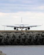 CL&CLさんが、奄美空港で撮影したバニラエア A320-214の航空フォト(写真)