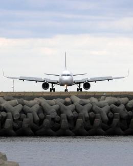 CL&CLさんが、奄美空港で撮影したバニラエア A320-214の航空フォト(飛行機 写真・画像)