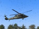アルベルさんが、宇都宮駐屯地で撮影した陸上自衛隊 UH-60JAの航空フォト(写真)
