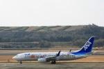 JA8565さんが、長崎空港で撮影した全日空 737-881の航空フォト(写真)