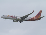 Mame @ TYOさんが、シンガポール・チャンギ国際空港で撮影したバティク・エア 737-8GPの航空フォト(写真)