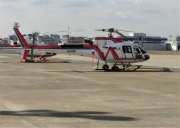 kumagorouさんが、福岡空港で撮影した西日本空輸 AS350B3 Ecureuilの航空フォト(写真)
