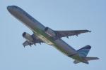 ちゃぽんさんが、関西国際空港で撮影したエアプサン A321-231の航空フォト(写真)