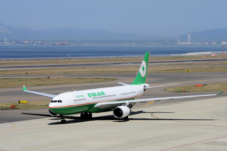 yabyanさんのエバー航空 Airbus A330-200 (B-16309) 航空フォト