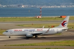ハピネスさんが、関西国際空港で撮影した中国東方航空 737-89Pの航空フォト(飛行機 写真・画像)