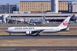skymon14さんが、羽田空港で撮影した日本航空 767-346/ERの航空フォト(写真)