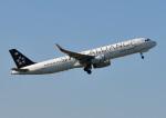 じーく。さんが、成田国際空港で撮影したアシアナ航空 A321-231の航空フォト(飛行機 写真・画像)
