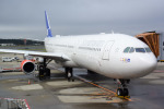 panchiさんが、成田国際空港で撮影したスカンジナビア航空 A340-313Xの航空フォト(飛行機 写真・画像)