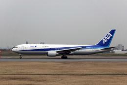 全日空 Boeing 767-300 (JA8579)  航空フォト | by Gambardierさん  撮影2006年04月01日%s