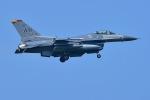 はるかのパパさんが、三沢飛行場で撮影したアメリカ空軍 F-16CM-50-CF Fighting Falconの航空フォト(写真)