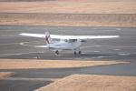 kumagorouさんが、山口宇部空港で撮影した新日本航空 172M Skyhawkの航空フォト(写真)