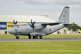 ちゃぽんさんが、フェアフォード空軍基地で撮影したイタリア空軍 C-27J Spartanの航空フォト(飛行機 写真・画像)