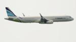 kenko.sさんが、新千歳空港で撮影したエアプサン A321-231の航空フォト(写真)