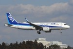tassさんが、成田国際空港で撮影した全日空 A320-271Nの航空フォト(写真)